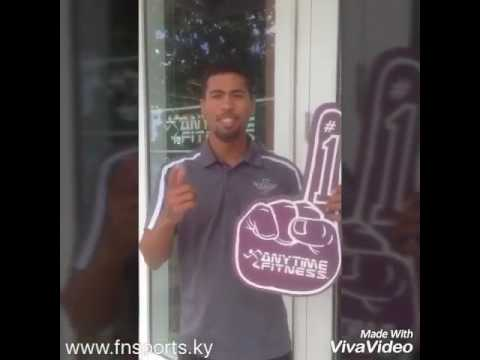 FNTV Episode 105| I got a workout in on lunch. Cayman Beer Mile Sponsorship from AnytimeFitness