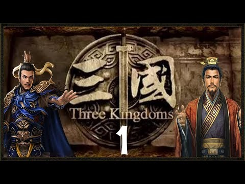 New China Campaign Mod #1 - Total War Rise Of The Three Kingdoms 2