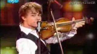 EUROVISION 2009 WINNER NORWAY ALEXANDER RYBAK FAIRYTALE MP3
