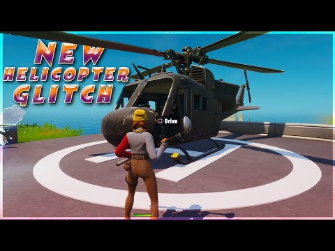 How To Get The New HELICOPTER In Creative Fortnite Chapter 2 Season 2 (GLITCH) *Not ClickBait*
