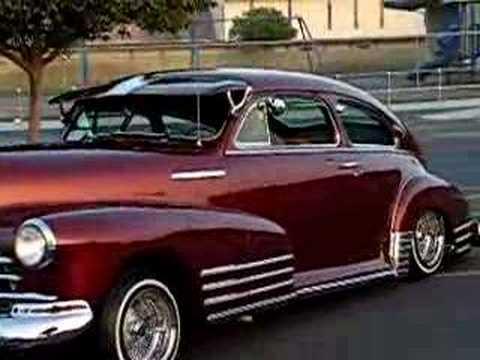 1947 Chevrolet Fleetline Youtube