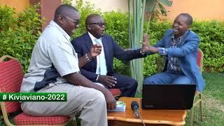 Kiviaviano-2022 with Health Committee Chair MCA Muturi Mwombo and Muriuki Munyi - Part 1