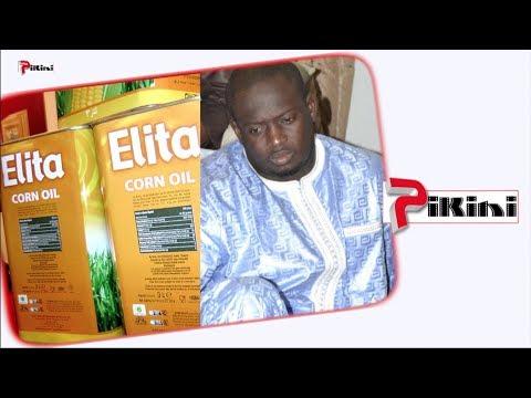"""Aziz Ndiaye: """"D'ou vient l'huile Elita..."""""""