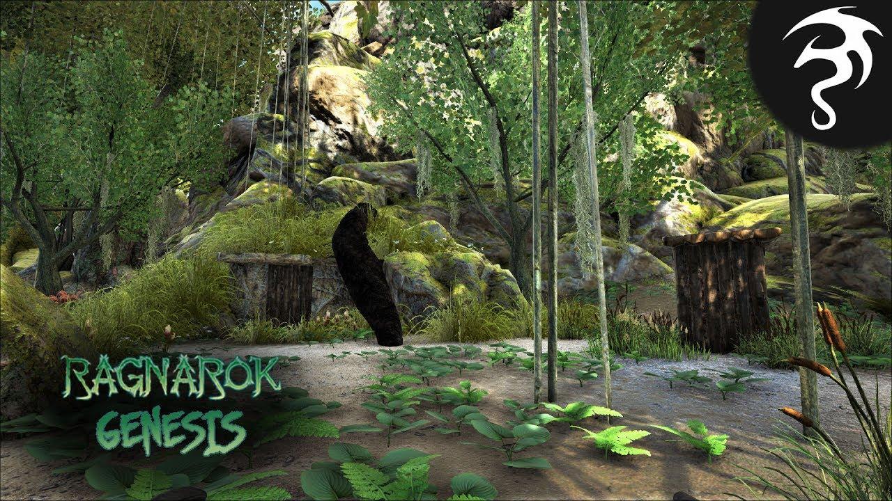 Ark Island Swamp Cavern Www Picsbud Com