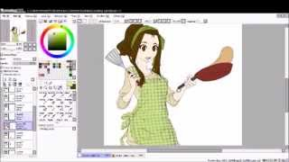 +Speed Paint+ Anko Cooking Part 1
