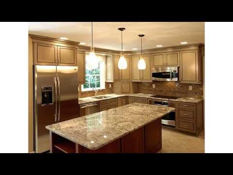 The Best Small L Shaped Kitchen Designs With Island Youtube