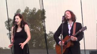 The Civil Wars - Kingdom Come (2012 Beale Street Music Festival) The Hunger Games