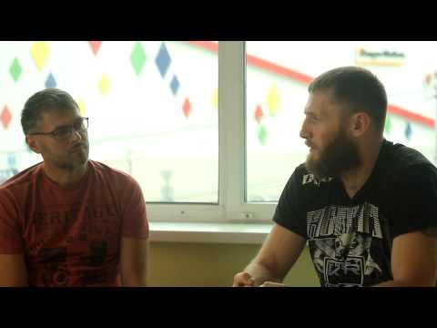Интервью: Дмитрий Антоненко — чемпион мира по кикбоксингу