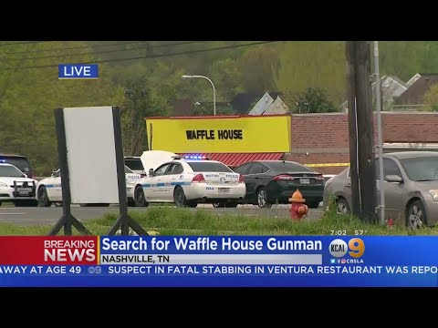 Police: 4 Dead, 4 Wounded In S waffle house shooting