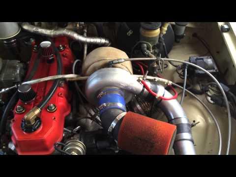 Turbo 22r toyota - YouTube