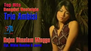 Download lagu Trio Ambisi - Hujan Dimalam Minggu (Official Music Video)