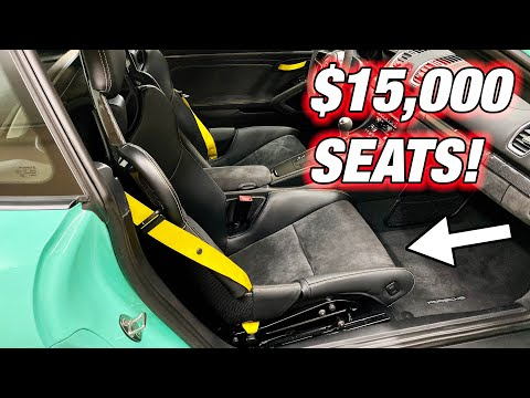 Protecting My $15,000 Carbon Bucket Seats