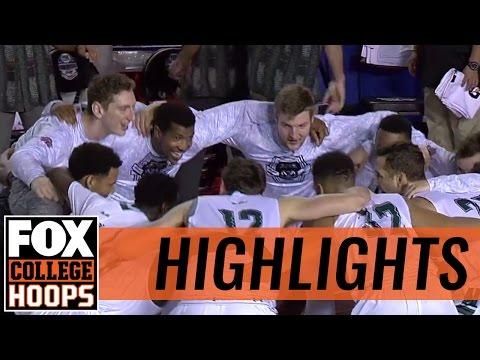 Angel Delgado helps Seton Hall take down Hawaii | 2016 COLLEGE BASKETBALL HIGHLIGHTS