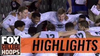 Angel Delgado helps Seton Hall take down Hawaii | 2016 COLLEGE BASKETBALL HIGHLIGHTS