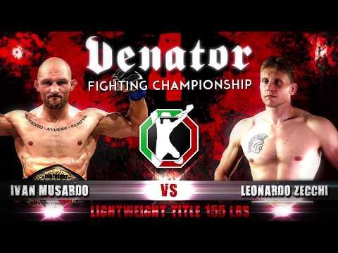 Leonardo Zecchi vs. Ivan Musardo (Venator FC 4)