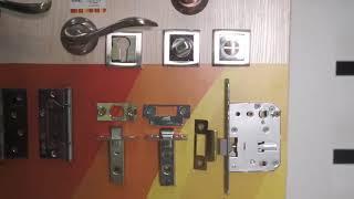 Обучение межкомнатные двери Фурнитура 2