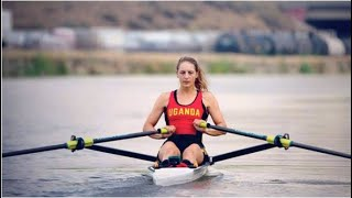 DARE TO BELIEVE: Rower Noble to fly Uganda's flag in women's singles sculls