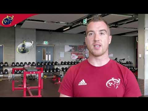 Adam Sheehan Interview | Munster Rugby Pre-Season Training 2019/20