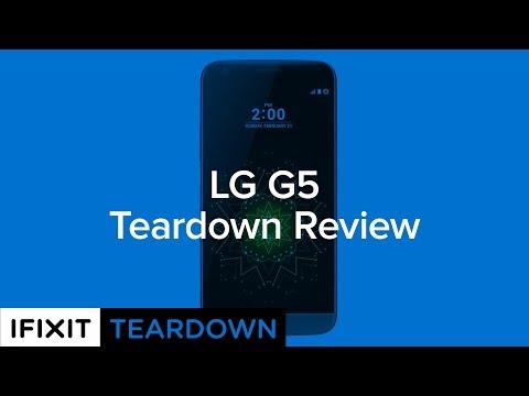 LG G5 Teardown Review!