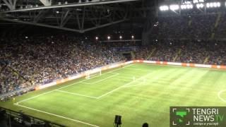 """""""Волна"""" на стадионе """"Астана Арена"""""""