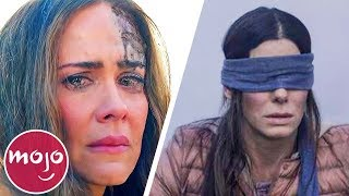 Top 10 Differences Between Bird Box Movie & Book