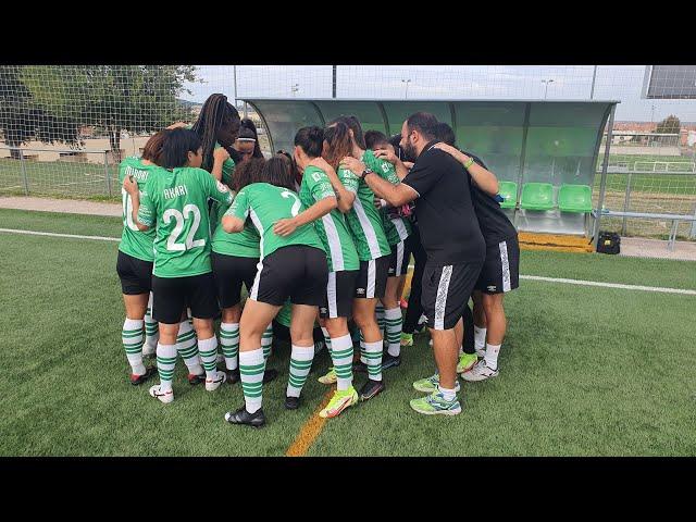 Liga #RetoIberdrola 21/22. Jornada 6ª. Resumen: CACEREÑO FEMENINO -  CIVITAS SANTA TERESA