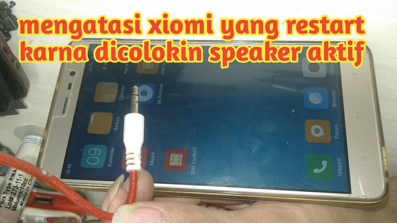 Android Rusak Karena Colokin Speaker Aktif Youtube