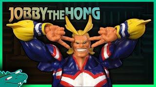 ALL MIGHT - My Hero Academia Revoltech Amazing Yamaguchi | JobbytheHong Review