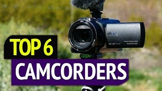 Top 6: best camcorder of 2020 1. panasonic hc-wxf991k - https://amzn.to/36tfrs5 2. canon vixia hf r700 https://amzn.to/2po538q 3. hc-v180k http...