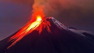 Вулкан Агунг на острове Бали (7 баллов по VEI). Volcano Agung
