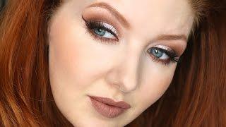 Warm Makeup Tutorial | Kylie Cosmetics + Review