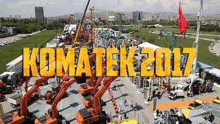 KOMATEK 2017