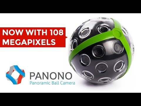 The Panono Throwable Camera Ball Lets You Shoot Aerial 360-Panoramas