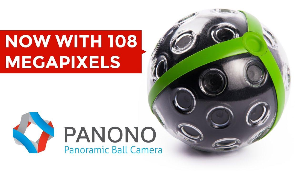 panono panoramic ball camera youtube