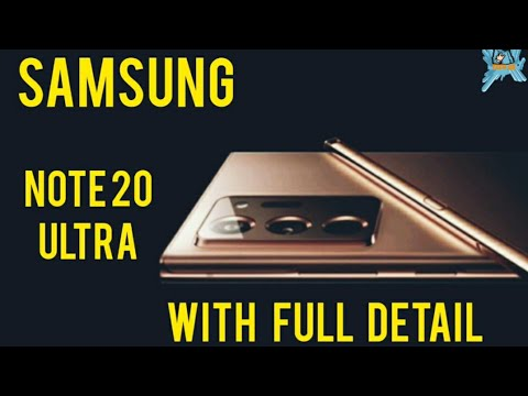 samsung-galaxy-note-20-ultra-||-with-full-detail-||-officials-pictures-||-realizing-date