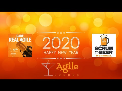 Unreview Of 2019 & Onward For 2020 | Agile Lounge For Conscious Agility