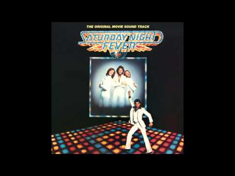 Bee Gees- Night Fever(Audio)