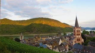 Bacharach, Germany - old world charm, jewel on the Rhine River