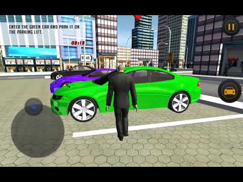 Roadway Multi Level Car Parking Game Youtube
