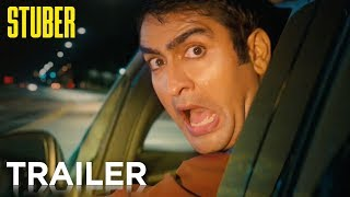 STUBER | OFFICIAL HD TRAILER #2 | 2019