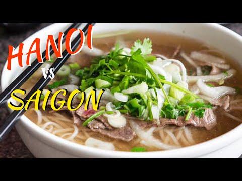 HANOI PHO vs SAIGON PHO - WHICH IS BEST?