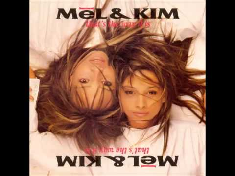 Mel & Kim - That's the Way It Is (Male version)