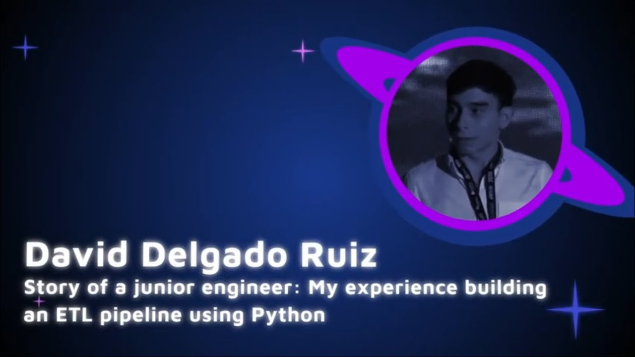 Image from David Delgado Ruiz - Story of an junior engineer - PyCon Colombia 2019