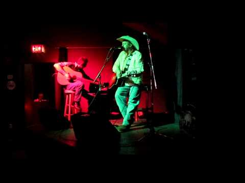 Moby's Pub Night with Richard Cross and guest Cowboy Ted.