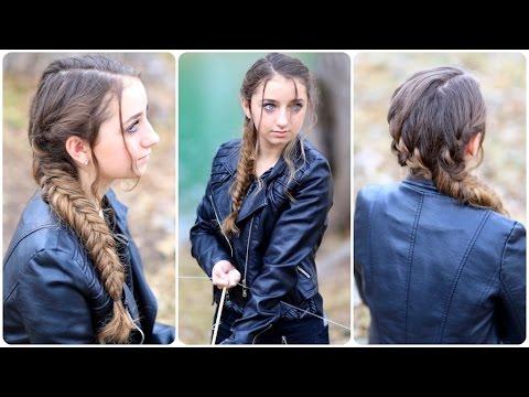 katniss' mockingjay braid hunger