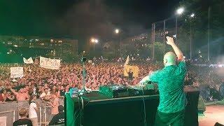 Huge Trance Demonstration in Tel Aviv