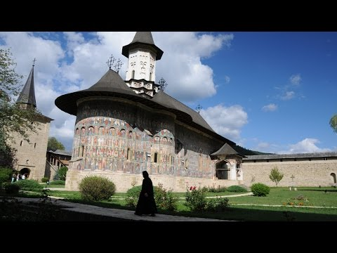 Romania's Painted Monasteries