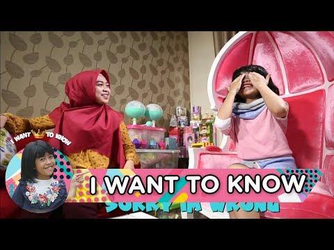 Seru Banget! Alifa Main Main Ke Rumah Ria Ricis - I Want To Know (8/4)