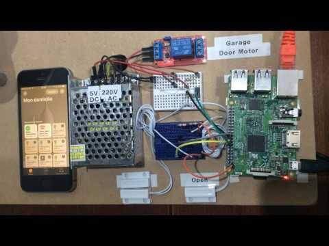 Raspberry Pi Automatic Lock Doovi