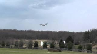 Quadcopter Maiden Flight